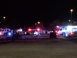 Man killed in 2-vehicle crash in south Denver