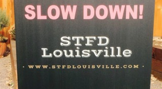 'Slow the f—— down' Louisville: It worked