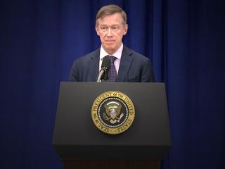 Hickenlooper embraces rumored presidential run