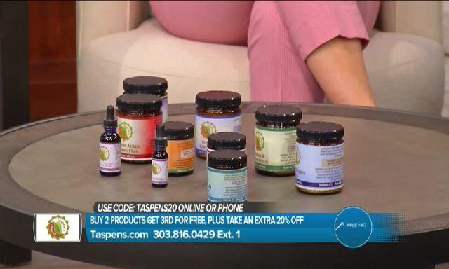 Taspen-s Organics