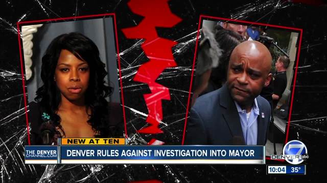 Council is against investigating Denver-s mayor- doesn-t want to…