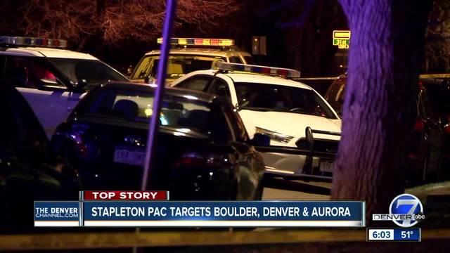Stapleton PAC targets Boulder- Denver and Aurora