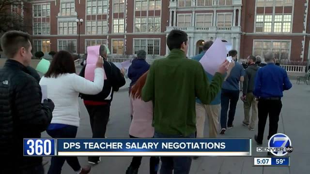 Denver Public Schools- union reach agreement on compensation extension