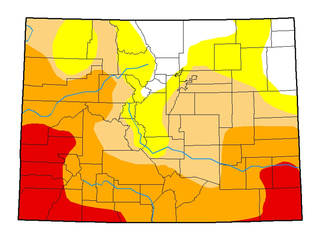 Most of Colorado still experiencing drought