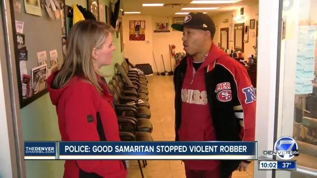 Police- Good Samaritan shoots- injures robbery suspect in Aurora