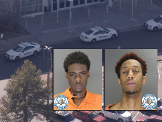 Suspects in Aurora mall shooting ID'd by police