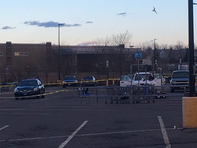 Possible pipe bomb found in stolen vehicle parked at Walmart