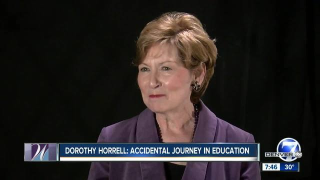 Dorothy Horrell- Colorado Women-s Hall of Fame Class of 2018