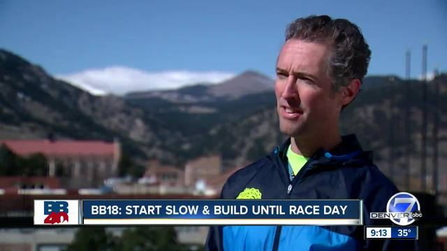 BB18 Week 1- Time to get moving if you-re training for the BolderBOULDER