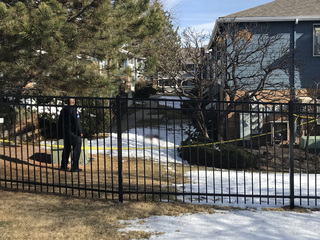 1 dead, 1 hurt in Aurora shooting