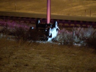 2 in custody after chase ends in Douglas Co.