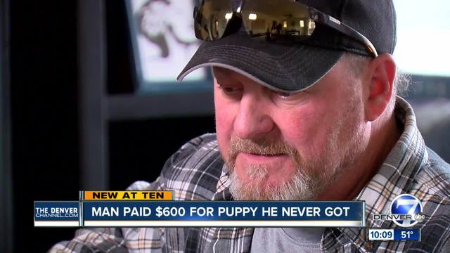 Colorado family scammed by dog -breeder- in Texas shares story