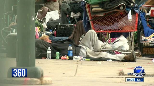 Voters may decide on the future of Denver-s camping ban