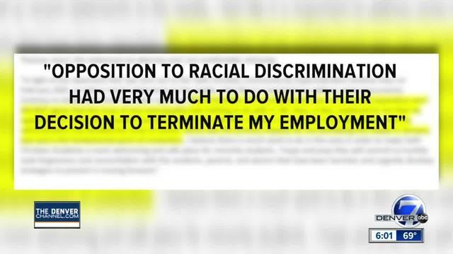 Faith Christian Academy teacher says he was fired for addressing racism