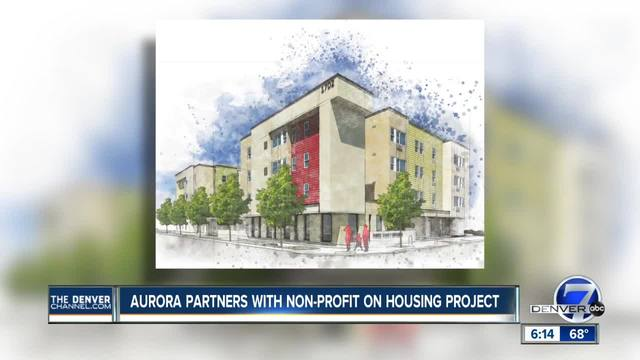 Affordable housing units for veterans set for development in Aurora