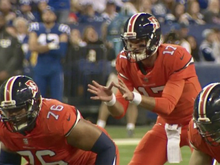Brock Osweiler signs with the Miami Dolphins