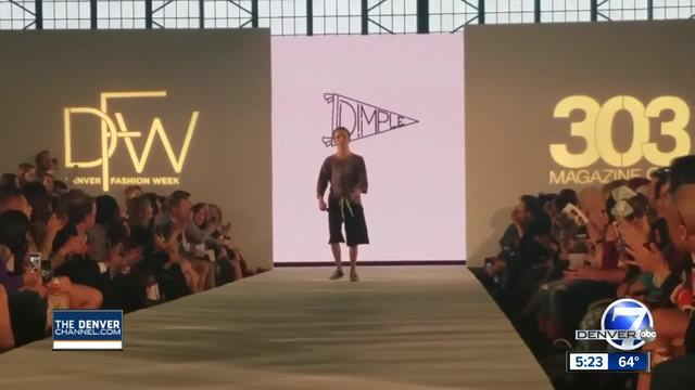 Meet Brett Logan- the first child with Down syndrome to model at Denver…