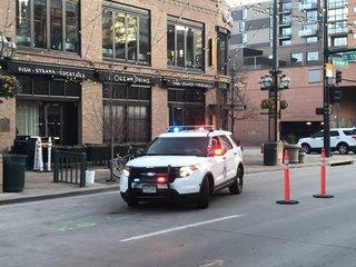 Police: Burglar hit businesses, homes downtown