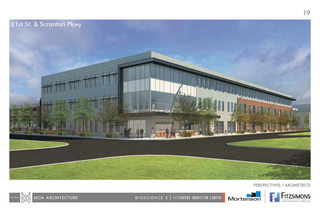 Construction to start on new Fitzsimons building