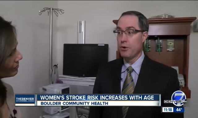 Women and Stroke Risk