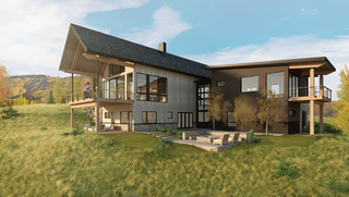 Colorado Dream Homes: $4.5M home near Steamboat