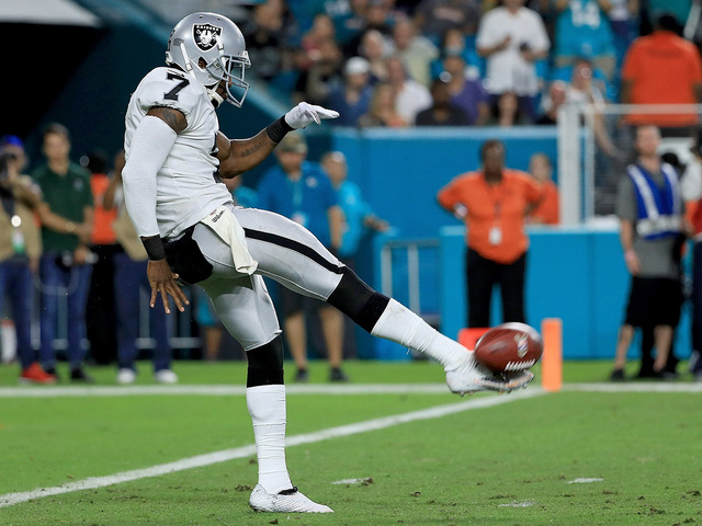 Axed Raiders punter can't wait for his Jon Gruden revenge