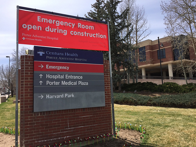 Porter Adventist Hospital Puts Most Surgeries On Hold