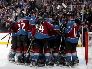 Avs playoff schedule against Predators announced