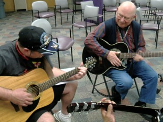 7Everyday Hero helps veterans through music