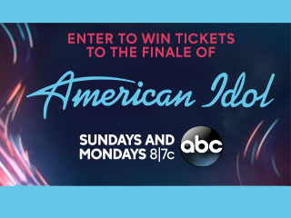 American Idol Finale Tickets Giveaway!