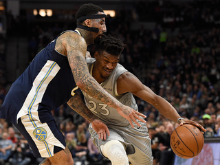 Nuggets' dreams to playoffs crushed in OT