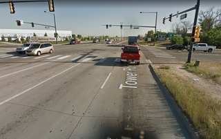 Aurora, fix the Tower Road squeeze at Smith Road