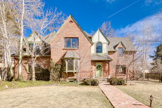 Colorado Dream Homes: $2.25M Tudor-style home