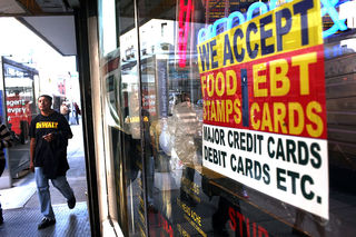 Drug tests considered for some with food stamps