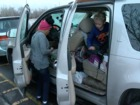 Strangers rally to help homeless Colorado family