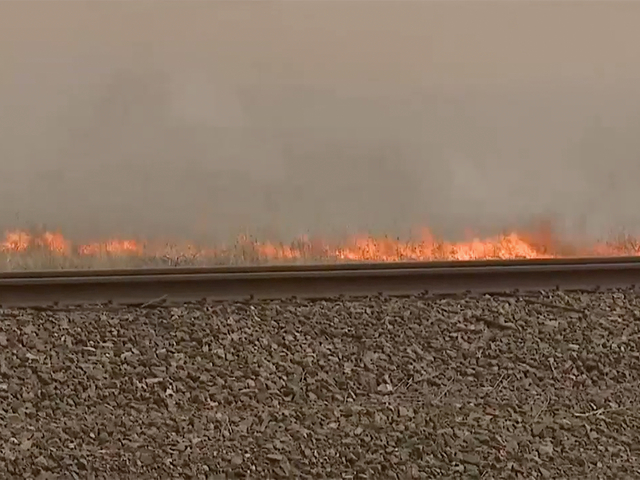 117 Fire holds steady at nearly 41K acres