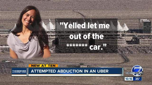 DU professor tweets about terrifying attempted abduction during an Uber…
