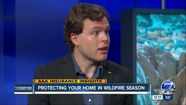 Wildfire Season Home Protection