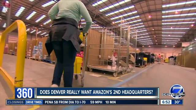 Survey- Denver doesn-t seem to care about getting Amazon-s new HQ2