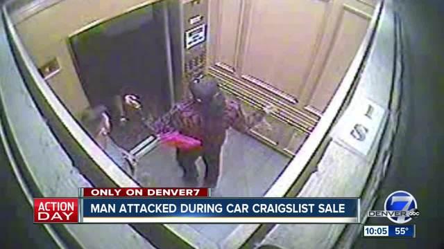 Craigslist user gets bear maced in the face- car stolen
