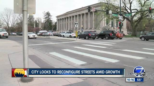 Denver city planner talks ideas to ease traffic woes and improve safety