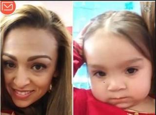 Missing toddler found, Amber Alert canceled