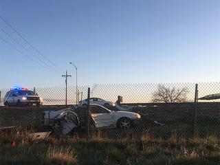 Denver PD: 1 killed in single-vehicle crash