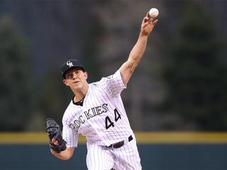 Anderson tosses 6 innings, Rockies beat Cubs 5-2