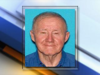 Missing 81-year-old man found safe