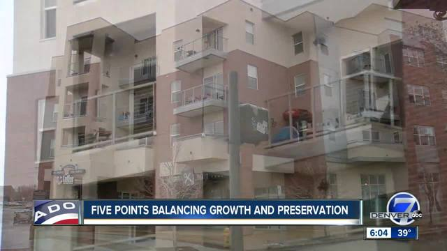 Five Points balancing growth and preservation