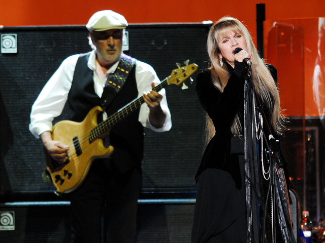 Fleetwood Mac, minus Lindsey Buckingham, coming October 22 to Xcel Center
