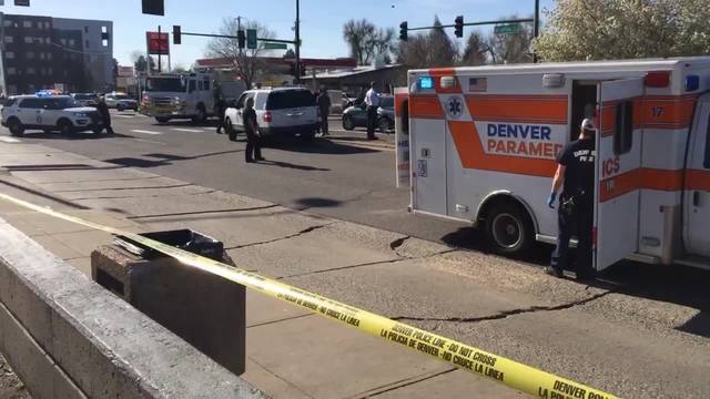 Bank robbery suspect shot, killed by police