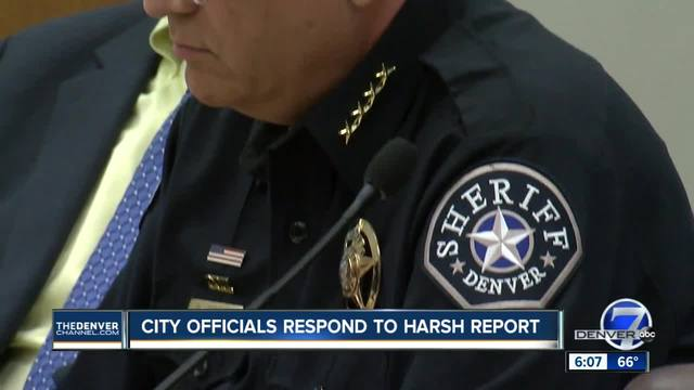 City officials respond to harsh report