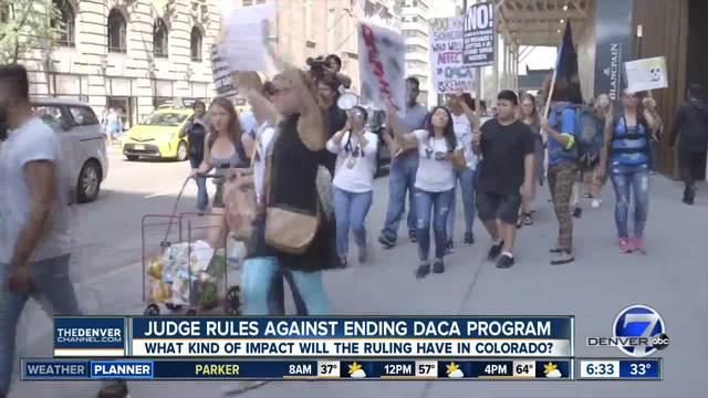 Colorado immigrant advocates praise DACA ruling